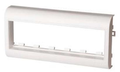 Рамка установочная под VIVA 6мод. PDA3-DN 80 DKC 10343