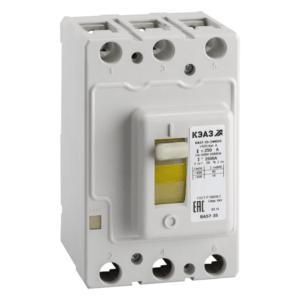 Выключатель автоматический 160А 2000Im ВА57-35-340010 УХЛ3 690В AC КЭАЗ 108592