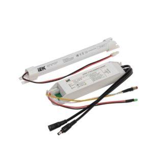 Блок аварийного питания БАП40-1.0 для LED ИЭК LLVPOD-EPK-40-1H