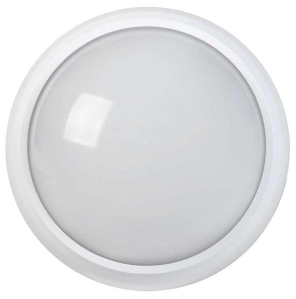 Светильник светодиодный ДПО 5010 8Вт 4000К IP65 круг бел. ИЭК LDPO0-5010-08-4000-K01