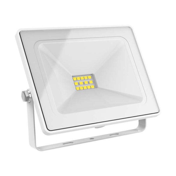 Прожектор светодиодный Elementary 20Вт 1350лм IP65 6500К бел. Gauss 613120320