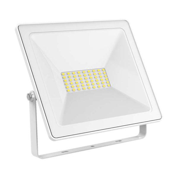Прожектор светодиодный Elementary 70Вт 4900лм IP65 6500К бел. Gauss 613120370