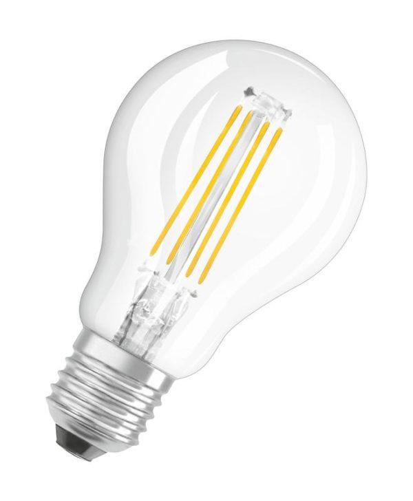 Лампа светодиодная филаментная LED STAR CLASSIC P 60 5W/827 5Вт шар 2700К тепл. бел. E27 600лм 220-2