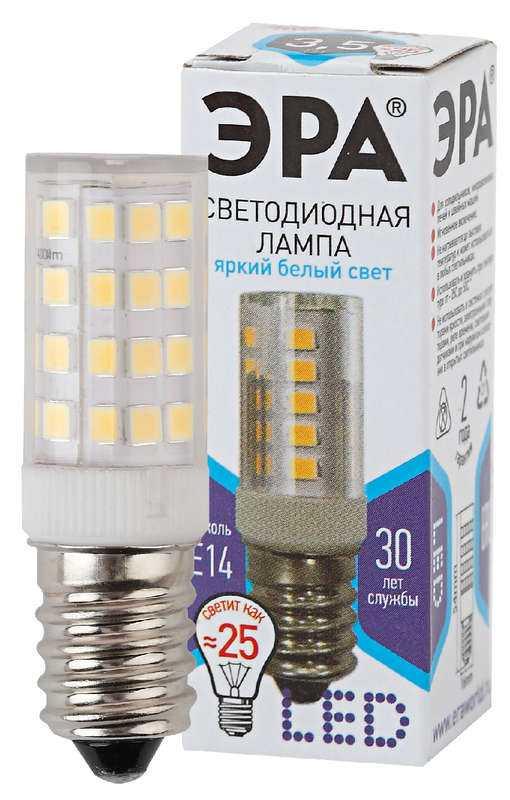 Лампа светодиодная T25-3.5W-CORN-840-E14 280лм ЭРА Б0028745
