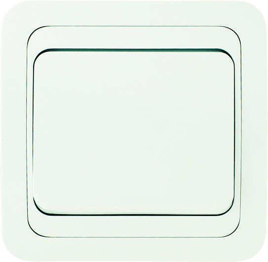 Выключатель проходной 1-кл. СП Mimoza 10А IP20 бел./бел. Makel 12005