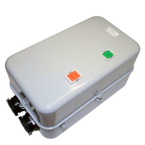 Пускатель магнитный ПМ 12-100220 380В (ПМА 5242) 1002 Кашин 068220221ВВ380000320