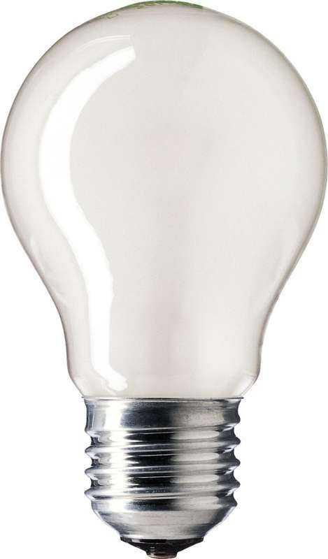Лампа накаливания FR 1CT/12X10F A55 75Вт E27 230В PHILIPS 926000004003 / 871150035474784