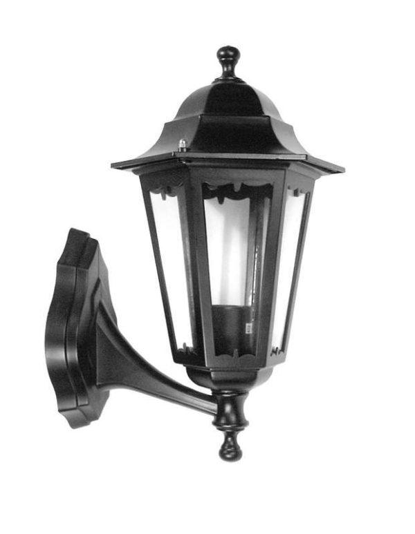Светильник 4301 (НБУ 100Вт) 100Вт E27 IP43 улично-садовый черн. Camelion 2872