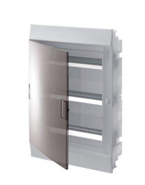 Бокс СП Mistral41 54М прозр. дверь (c клемм) ABB 1SLM004101A2209