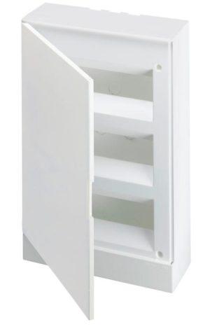 Бокс настенный Basic E 36М бел. непрозр. дверь (с клемм) ABB 1SZR004002A2109