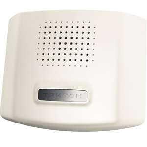 Звонок проводной Рондо соловей 220В 80-90дБА бел. Тритон РН-05