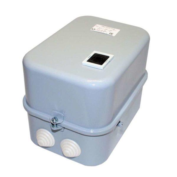 Пускатель магнитный ПМА 3210 380В (1з) РТТ-141 34.0А Кашин 090321102ВВ380002400