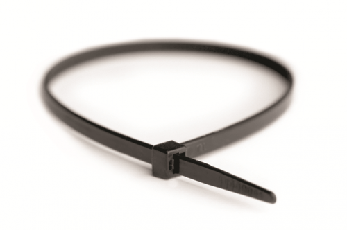 Хомут кабельный 7.8х300 полиамид черн. (уп.100шт) DKC 25326