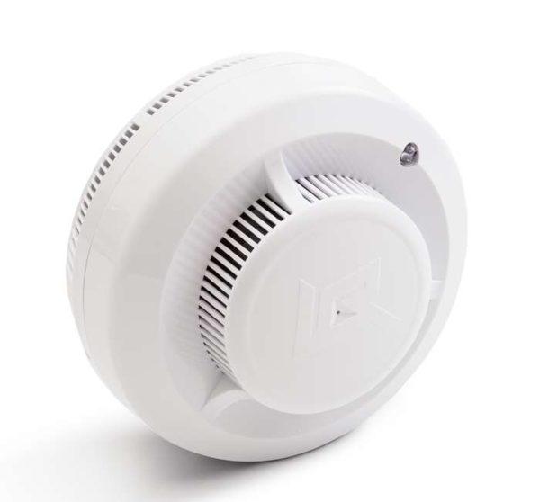 Извещатель пожарный ИП 212-142 дымовой оптико-электронный автономный (сирена встроенная 85дБ питание