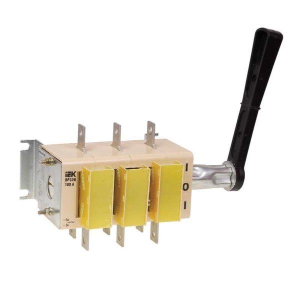 Выключатель-разъединитель ВР32И-35В71250 250А ИЭК SRK21-211-250