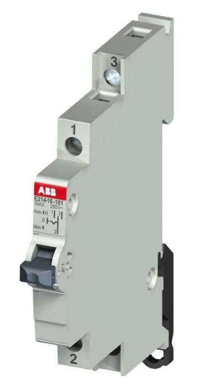 Выключатель E214-16-101 ABB 2CCA703025R0001
