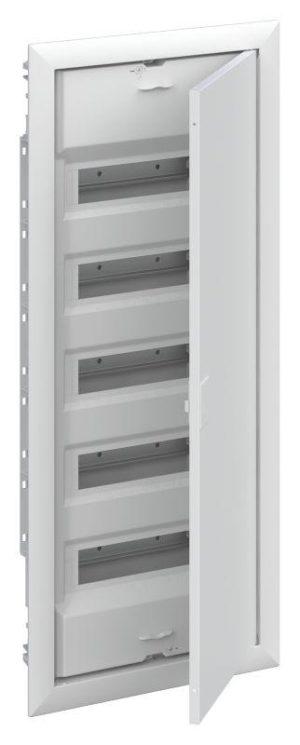 Шкаф внутреннего монтажа на 60М с самозажимными N/PE UK650P4RU ABB 2CPX077854R9999