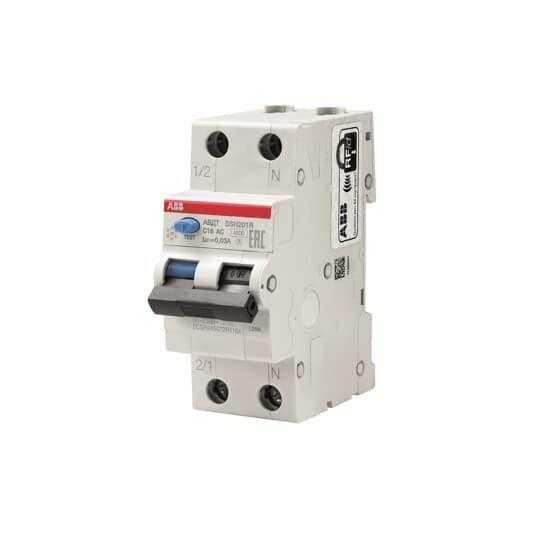 Выключатель автоматический дифференциального тока DSH201R C6 AC30 ABB 2CSR245072R1064