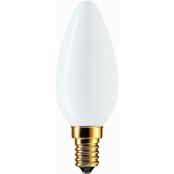 Лампа накаливания Stan 60Вт E14 230В B35 FR 1CT/10X10 Philips 926000007764 / 871150001176350