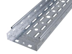Лоток листовой перфорированный 100х50 L3000 сталь 0.7мм DKC 35262