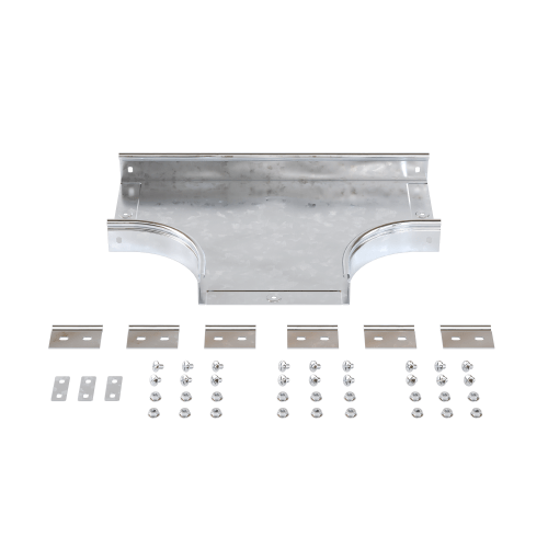 Ответвитель для лотка Т-образ. горизонт. DPT 400х50 в комплекте с крепеж. эл. DKC 36126K