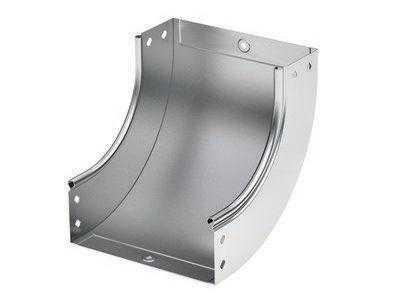 Угол для лотка вертикальный внутренний 90град. 100х50 CS 90 в комплекте с крепеж. элементами DKC 366