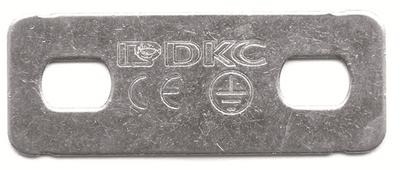 Пластина PTCE для заземления (медь) DKC 37501