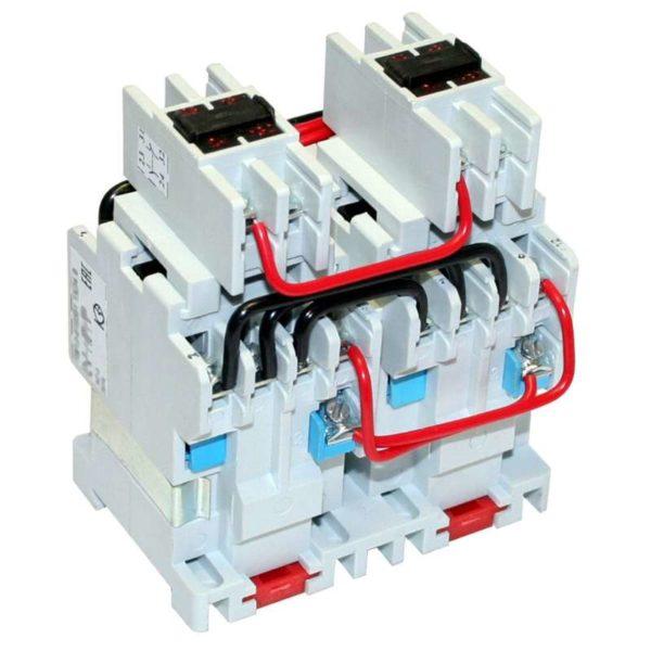 Пускатель магнитный ПМ 12-010500 220В (4з+2р) Кашин 020500420ВВ220000010