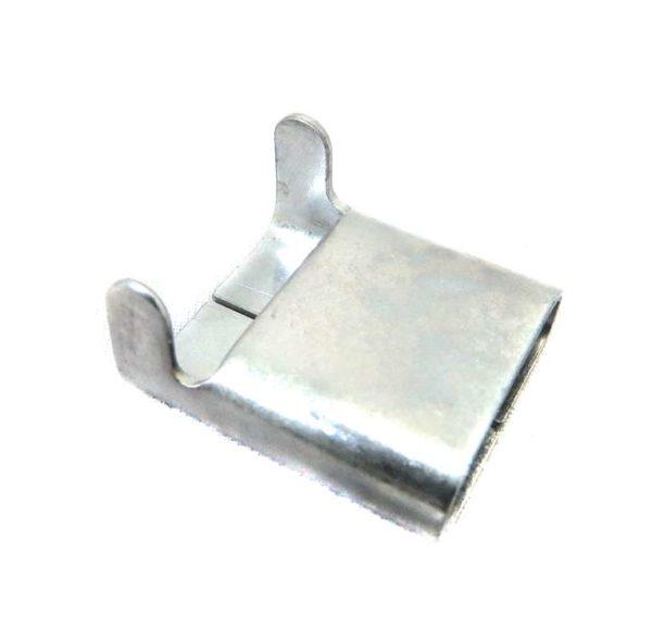 Скрепа для ленты НС-20-L (без зубьев; C304) (NC 20A 200 C 20 сг 20 А 20) (уп.100шт) ИНСТАЛЛ 42011