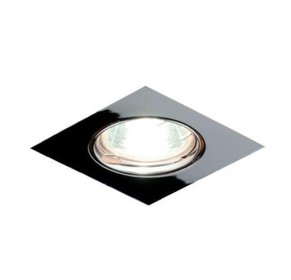 Светильник Ferrum 51 3 05 с галоген. лампой литой поворот. MR16 хром ИТАЛМАК IT8006