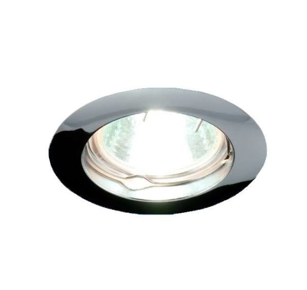 Светильник Gamma 51 0 05 литой неповорот. MR16 хром ИТАЛМАК IT8010