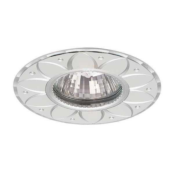 Светильник Stella 51 5 01 литой MR16 бел./хром ИТАЛМАК IT8497