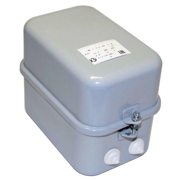 Пускатель магнитный ПМ 12-010140 220В (1з) Кашин 020140102ВВ220000010