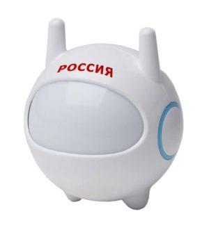 """Светильник NN-604-LS-W ночник """"Космонавт"""" от сети с сенсором бел. ЭРА Б0019096"""