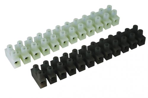 Колодка клеммная полипропилен 12х6мм винт. п/п OK-433-12-PLP DKC 43312PL/B