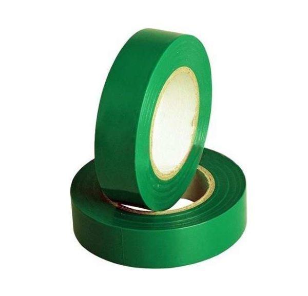 Изолента ПВХ 19мм (рул.25м) зел. REXANT 09-2203