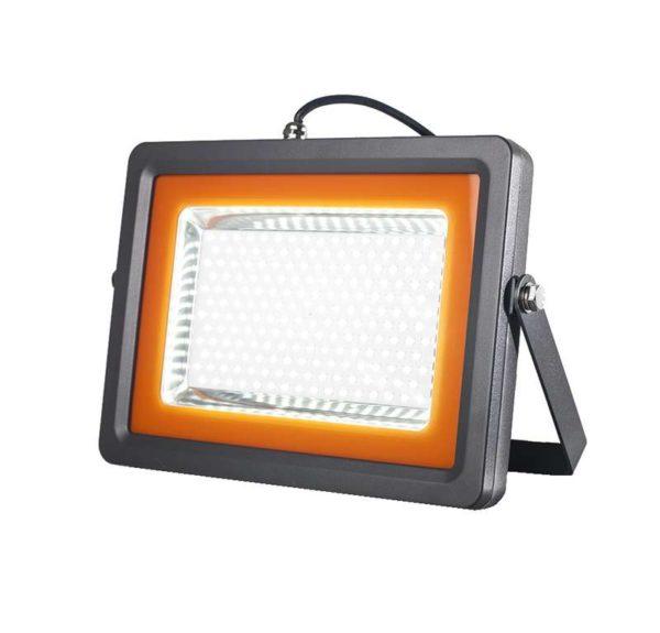 Прожектор светодиодный PFL-S2-SMD-200Вт IP65 мат. стекло JazzWay 5002173