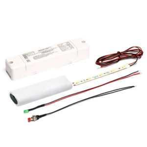 Блок аварийного питания BS-81-B1 LED Белый свет a16135