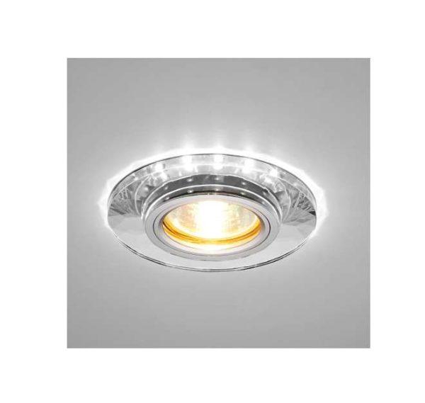 Светильник Bohemia LED 51 7 70 декор. огран. стекло со светодиод. подсвет. MR 16 прозр. ИТАЛМАК IT87