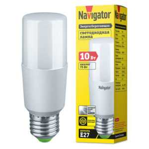 Лампа светодиодная 61 466 NLL-T39-10-230-4K-E27 Navigator 61466