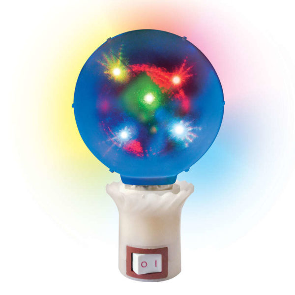 Светильник ULI-Q309 1.5W/RGB ДИСКО ШАР 3D Volpe UL-00002762