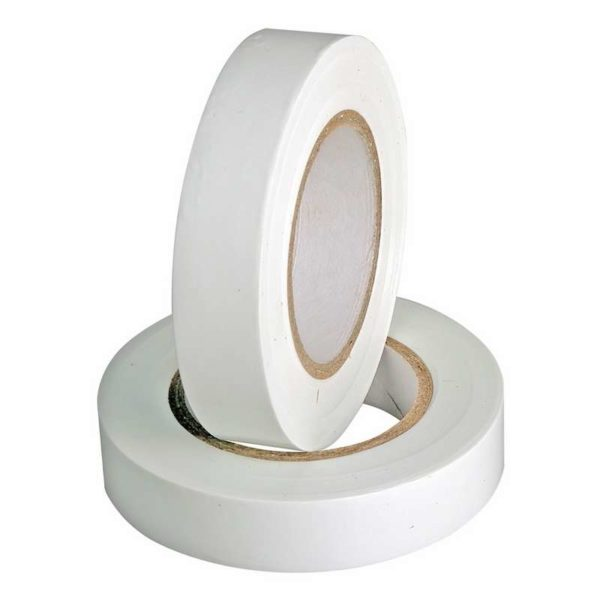 Изолента ПВХ 15мм (рул.20м) бел. REXANT 09-2601