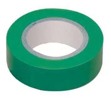 Изолента ПВХ 15мм (рул.20м) зел. REXANT 09-2603