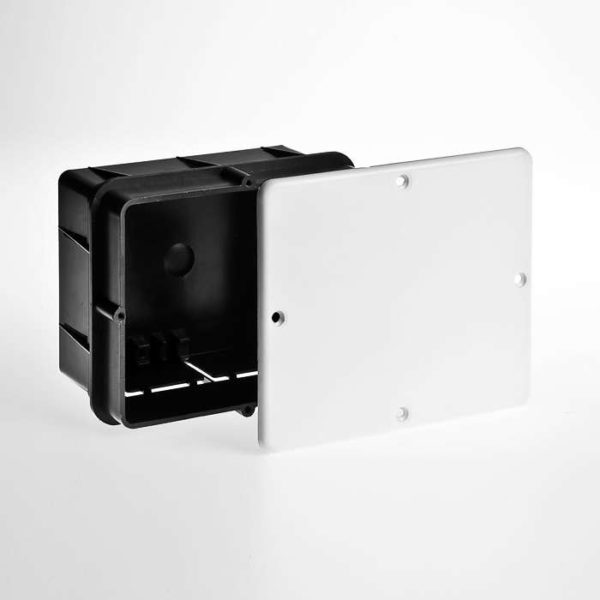 Коробка распределительная СП 151х122х73мм IP30 Рувинил 10163