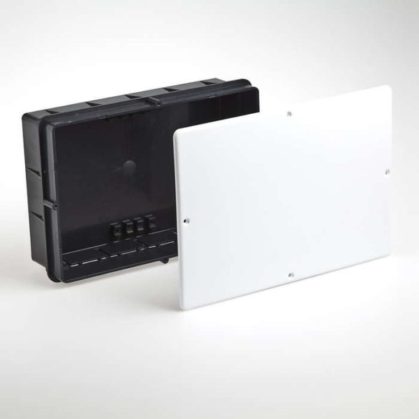 Коробка распределительная СП 206х155х73мм IP30 Рувинил 10164