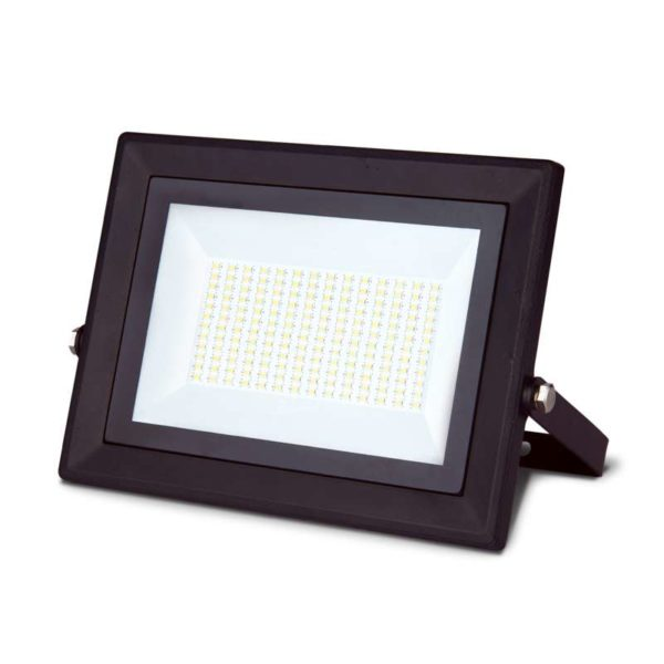 Прожектор светодиодный Elementary Led Qplus 100Вт IP65 6500К черн. Gauss 613511100