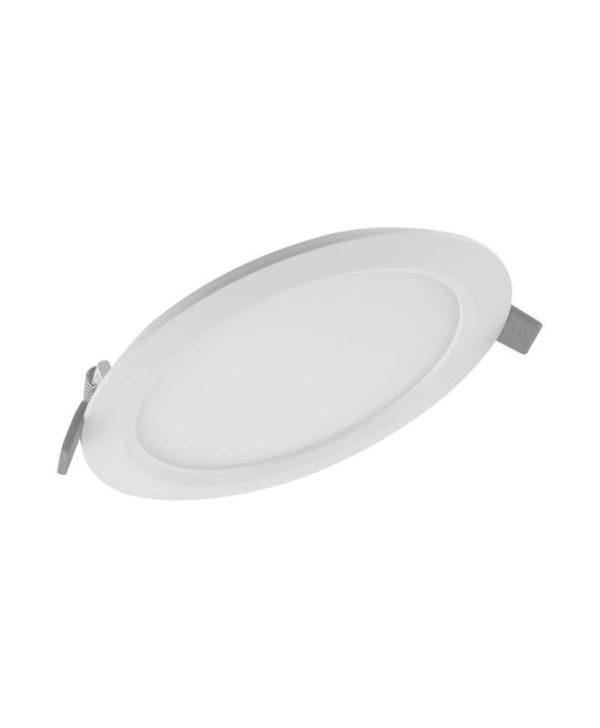 Светильник светодиодный Downlight SLIM ROUND тонкий ДВО 9Вт 4000К 600Лм IP20 ECO CLASS бел. LEDVANCE