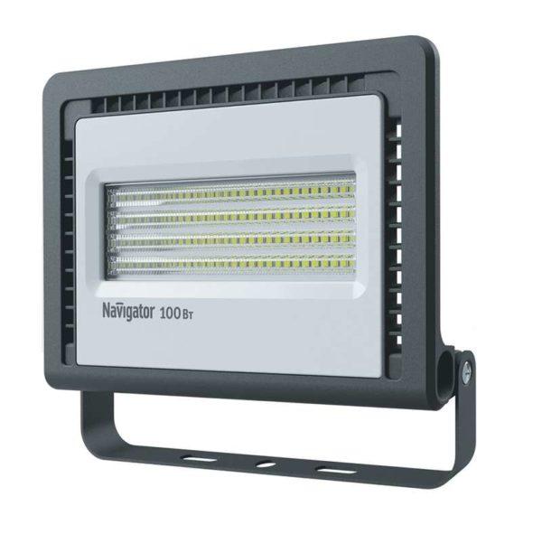 Прожектор светодиодный 14 150 NFL-01-100-6.5K-LED 100Вт IP65 6500К Navigator 14150