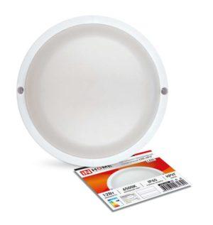 Светильник светодиодный СПП-КРУГ 12Вт 230В 6500К 960лм IP65 герметичный IN HOME 4690612031392