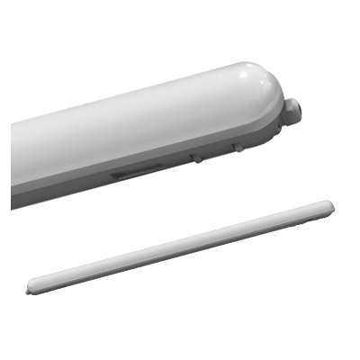 Светильник светодиодный ССП-159М 36Вт 230В 6500К 2700лм 1200мм IP65 герметичный мат. IN HOME 4690612